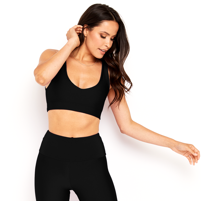 Goldsheep Basic Black U-Bra