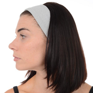 Great Soles Isabella Headband Slate Silver