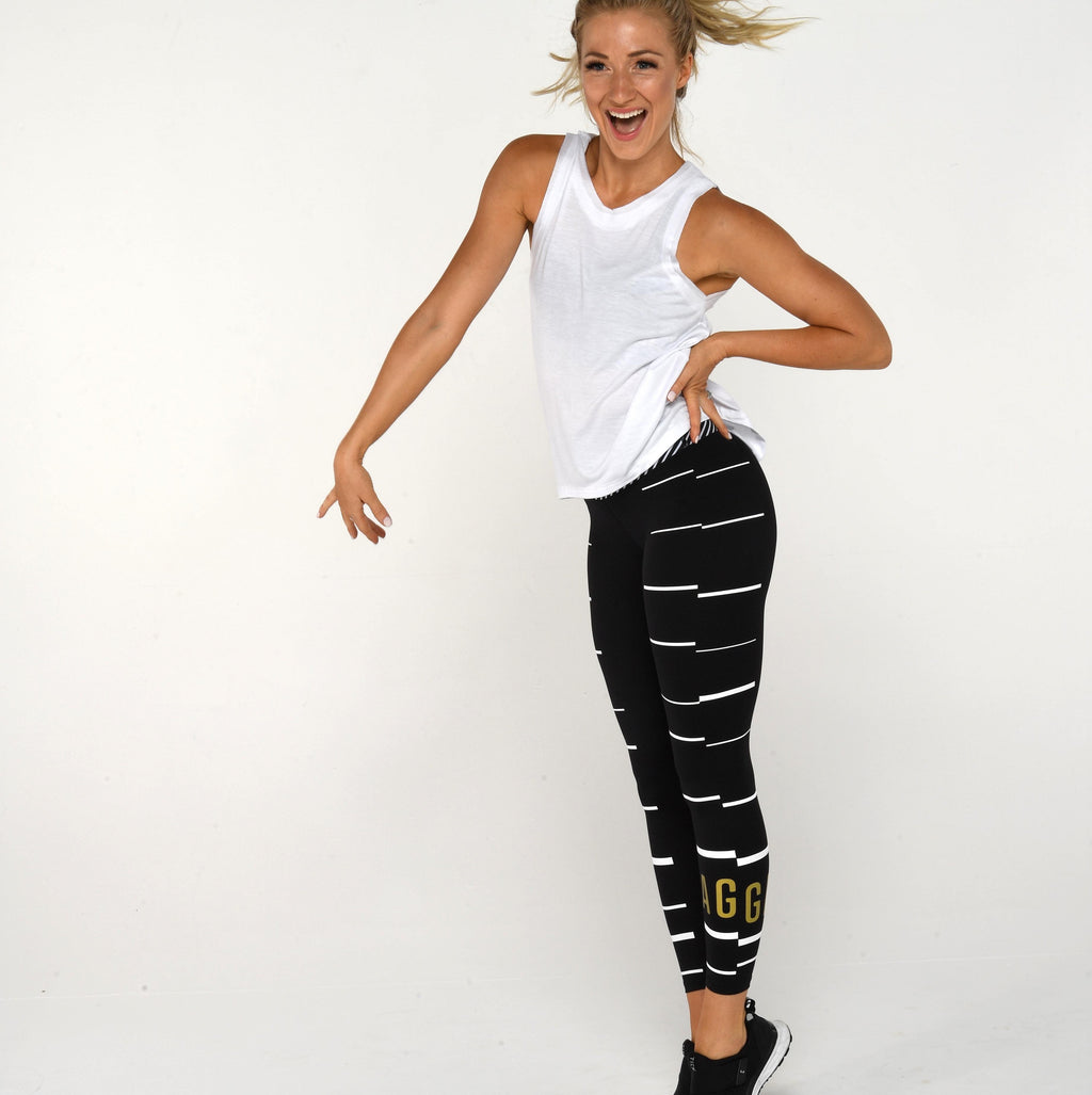 Jaggad Hollywood 7/8 Leggings