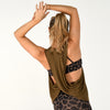 Joah Brown Exhale Tank Olive