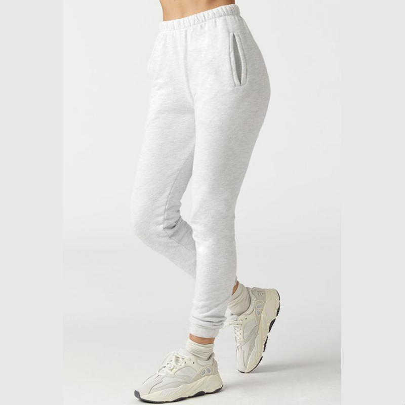 joah brown empire jogger pearl grey
