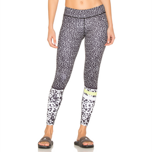 Lilybod Piper leggings Marshmallow Ultra