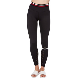 Lilybod Bailey Crimson Splice Leggings