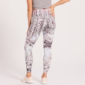 Niyama Sol Forbidden Forest Barefoot Leggings