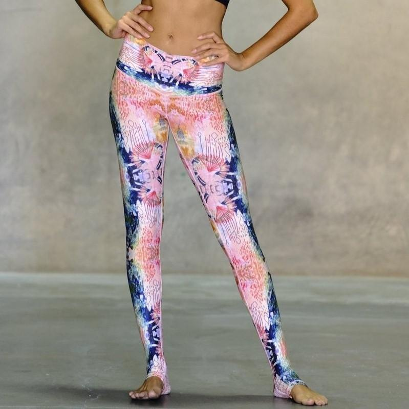 Niyama Sol Water Lily Endless Leggings