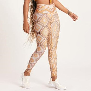 Niyama Sol Kilim Sunshine High Waisted Legging