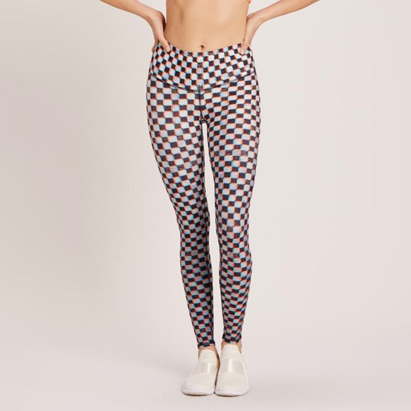 Niyama Sol Mix Tape Remix High Waisted Legging