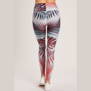 Niyama Sol Summer Daze Barefoot Leggings
