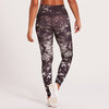 Niyama Sol Tie Dye Barefoot Leggings Moon Dust