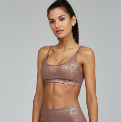 Noli Zoe Bra Rose Gloss