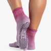 Pointe Studio Cameron Ankle Grip Sock Purple