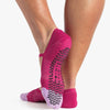 Pointe Studio Lily Dance Grip Sock Pink