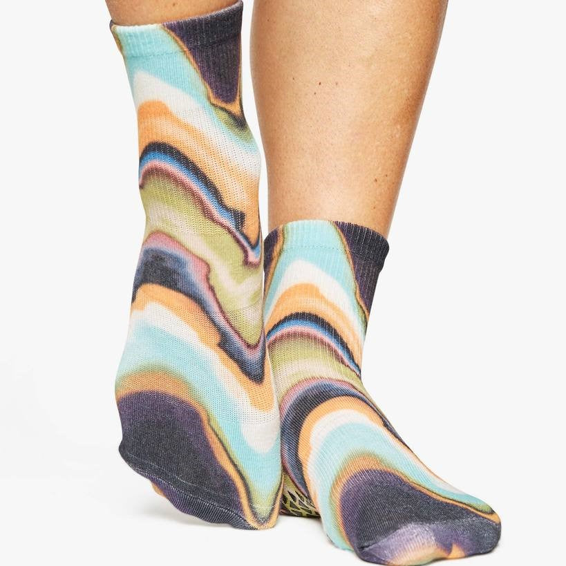 Pointe Studio Melt Ankle - Multi Grip Sock