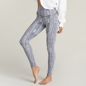 Strut This Silver Scale Teagan Ankle Leggings