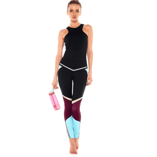 Full Length Leggings - I Am A Dreamer - L'URV