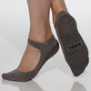shashi sweet charcoal grip socks