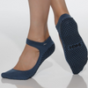 shashi sweet denim grip sock