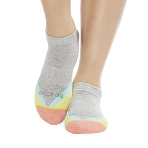 sticky be delilah sorbet be active grip socks