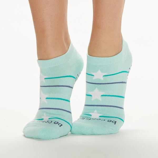 Sticky Be Be Confident Grip Socks Estella Cabana