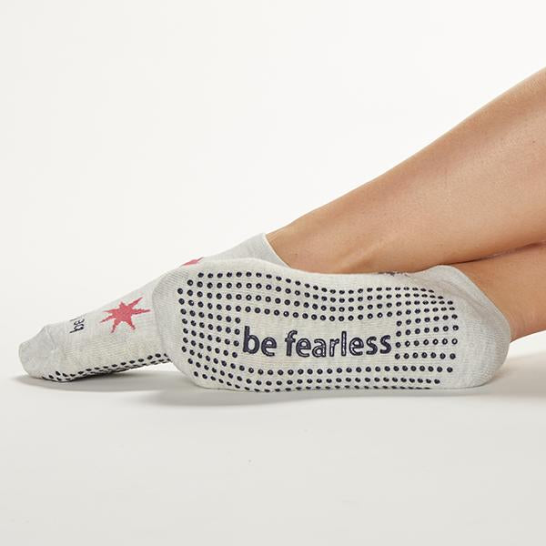 Sticky Be Be Fearless Stellar Milan Grip Socks