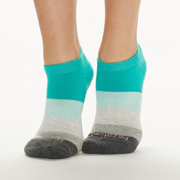 Sticky Be Be Patient Grip Socks Marlowe Palm