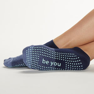 Sticky Be Be You Chloe Harbor Grip Socks