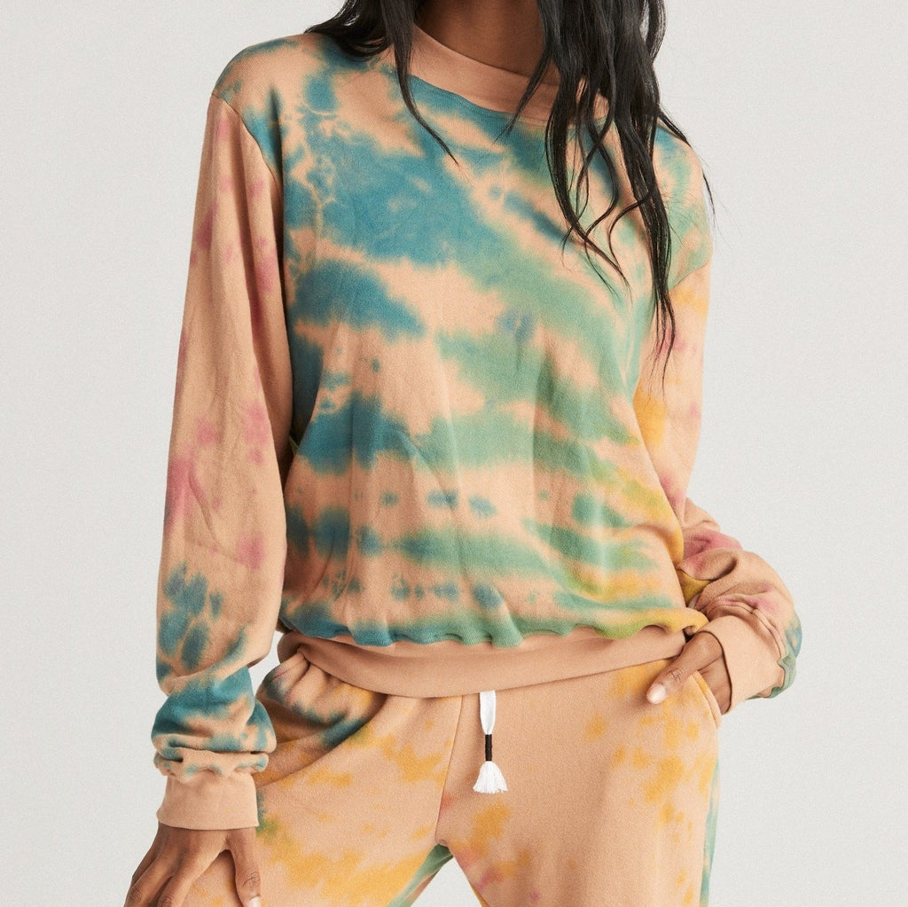 Strut This Jones Sweatshirt - Java Paint