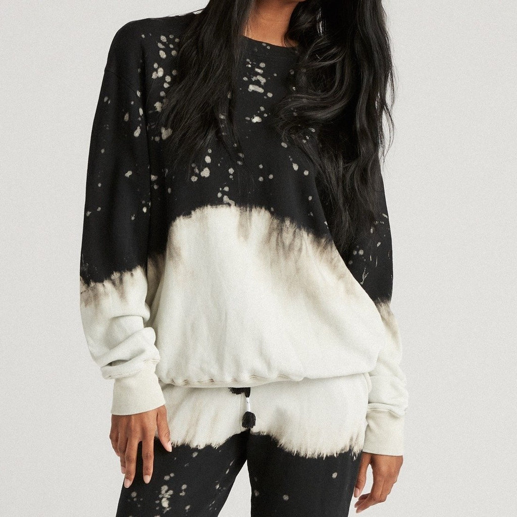 Strut This Mason Sweatshirt - Midnight Splatter