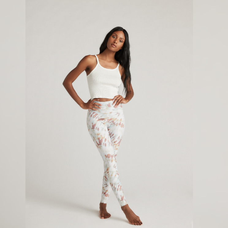 Strut This Ocean Breeze Teagan Leggings