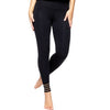 Strut This Zoe Ankle Black Leggings