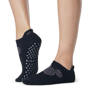 Tavi Noir Disney Savvy Disco Mickey Grip Sock