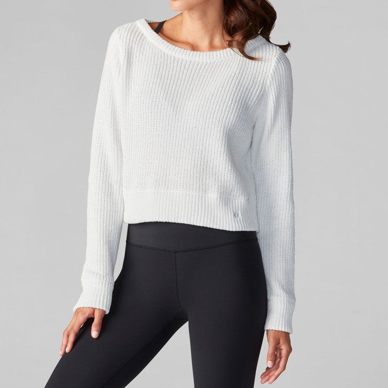 Tavi Noir Warm Up Sweater Cloud