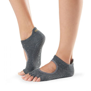 Bellarina Half Toe Grip Socks (Barre / Pilates)