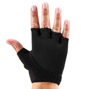 Toesox Grip Gloves Black
