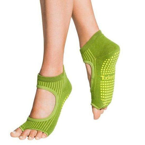 Tucketts Allegro Vertical Grasshopper Grip Socks