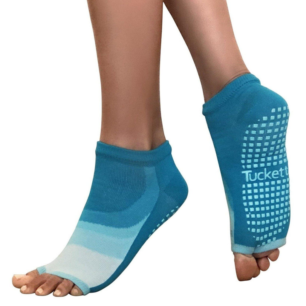 Tucketts Anklet Grip Socks Open Seas