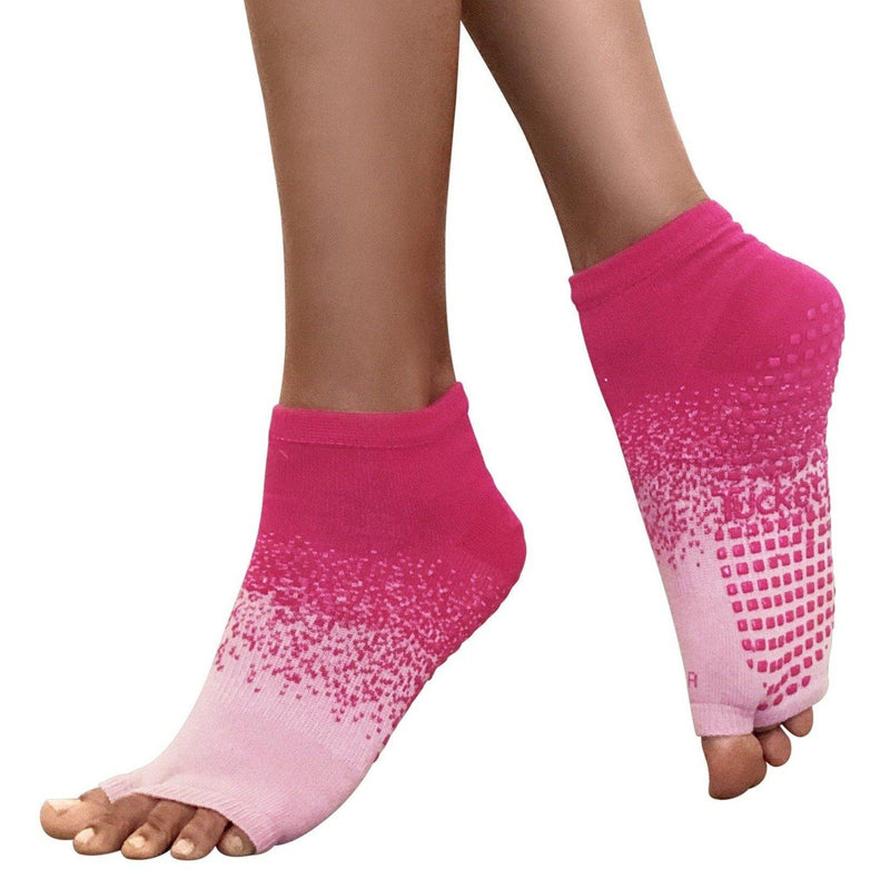 Tucketts Anklet Grip Socks Tropical Reef