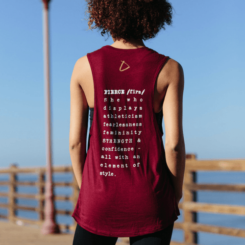 Fierce Definition Muscle Tank