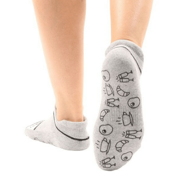 After This Brunch Grip Socks (Barre / Pilates)