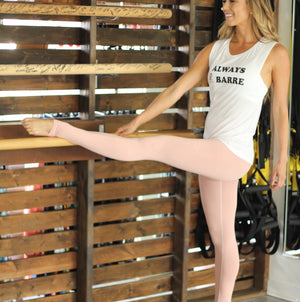 Always At Barre - Muscle Tank