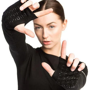 Grip Long Sleeve - Full Length (Barre / Pilates)