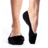 arebesk lounge fur grip socks