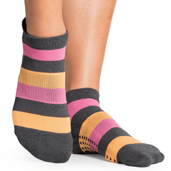 Ava Grip Socks (Barre / Pilates)