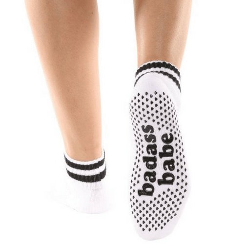 Badass Crew - Grip Socks (Barre / Pilates)