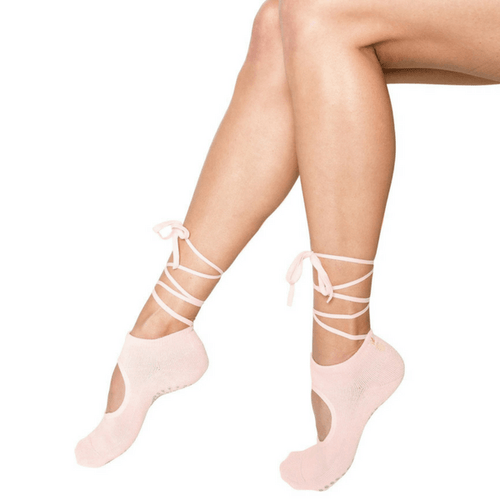 Ballet Love Grip Socks (Barre / Pilates)