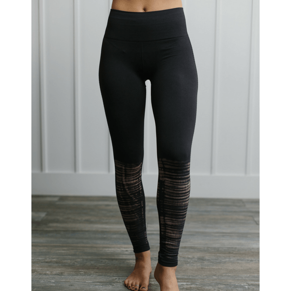 Barely There Seamless Leggings - Black