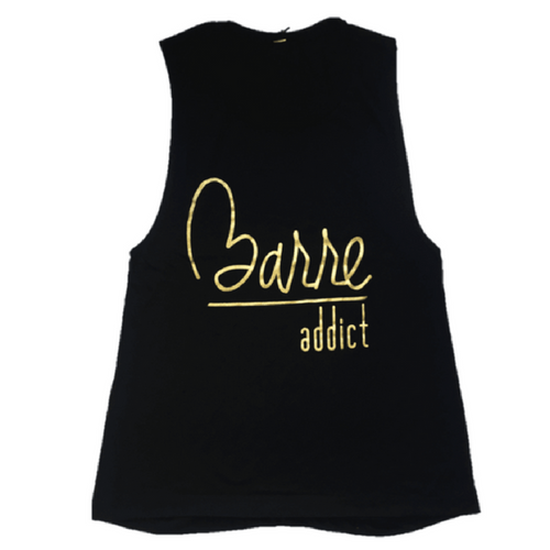 Barre Addict Tank