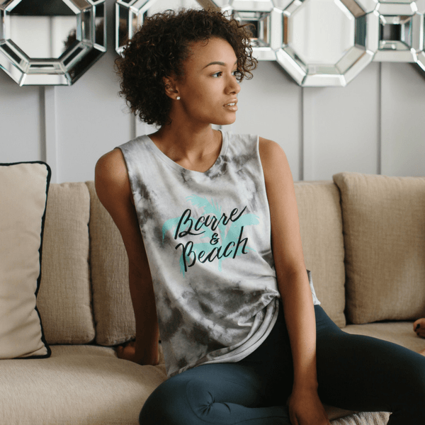 Barre and Beach Muscle Tank