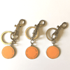 Milestone Barre Charm and Key Chain