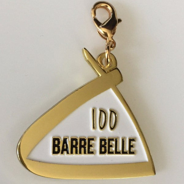 Milestone Barre Charms - simplyWORKOUT